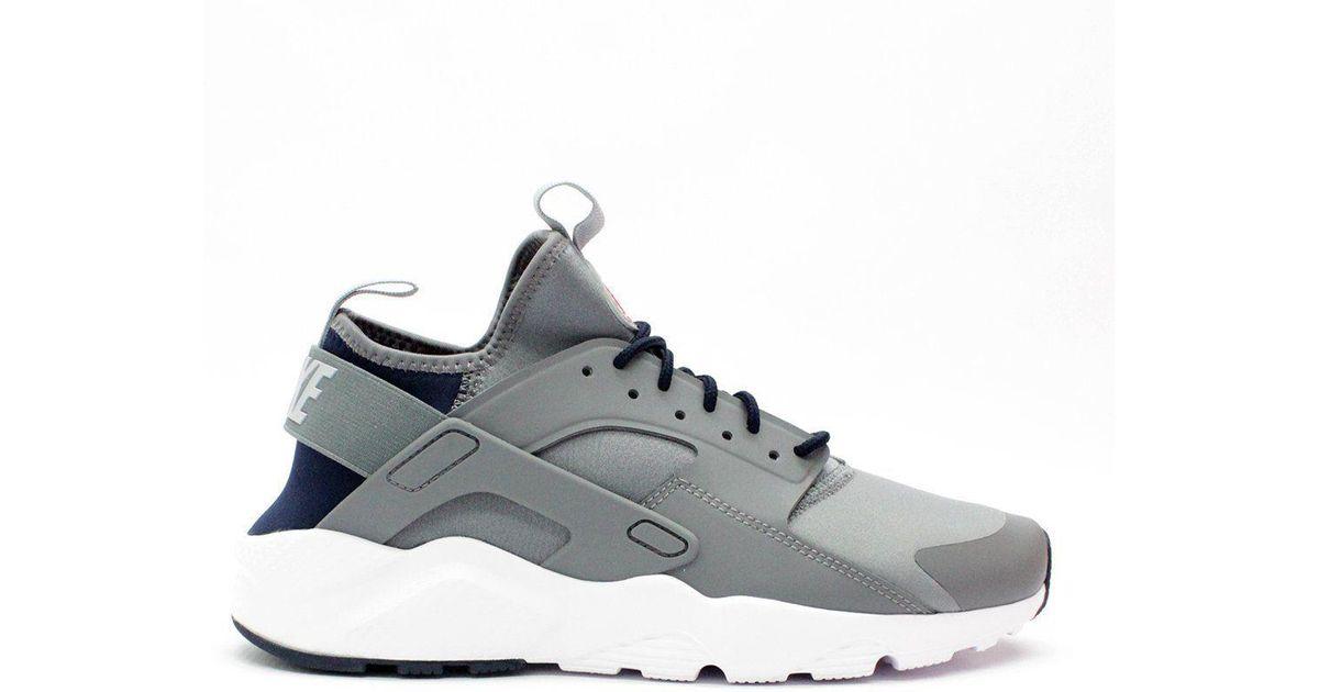 df6ff874f1bb ... denmark lyst nike trainers nike air huarache run ultra grey 819685 013  in gray for men