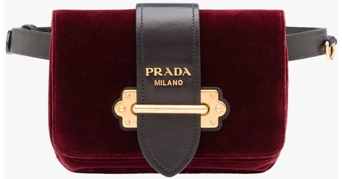 Lyst - Prada Cahier Bag ccd6e93c63