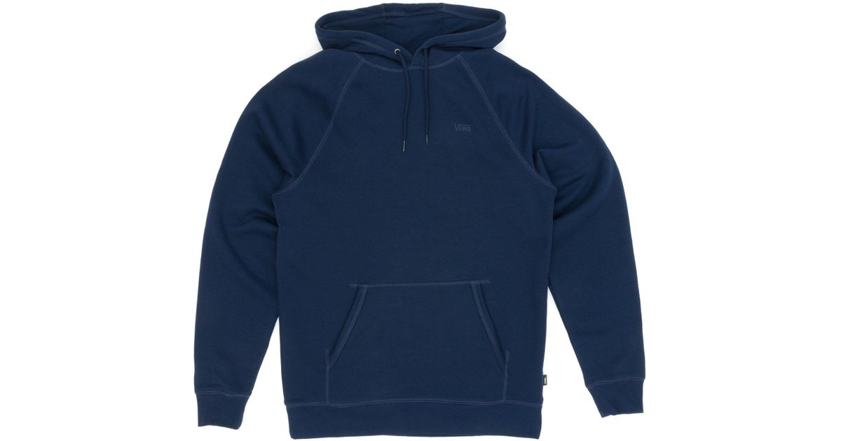 Blue Versa Men Lyst Sweatshirt For Vans Hooded In B417W8c1