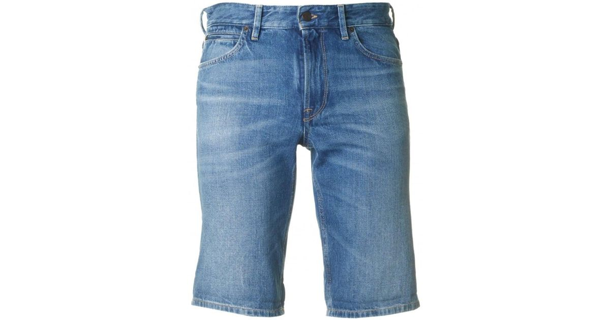6ceea727f BOSS by Hugo Boss Orange 24 Denim Shorts in Blue for Men - Lyst