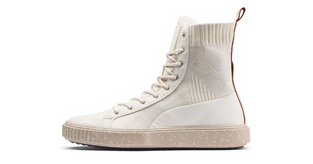 Lyst - PUMA X Naturel Breaker Boot Sneakers in White 4253b7fe8