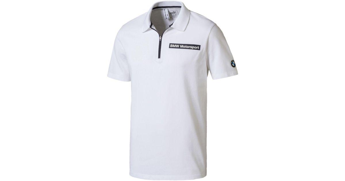 90dd66b43f4 Men's Lyst Motorsport Shirt Bmw Puma In Men For Polo White xroQBeWdC