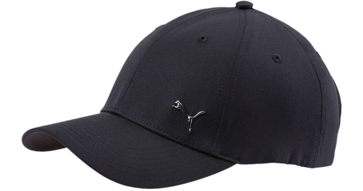 e9fe733d85b Lyst - PUMA Metal Cat Cap in Black for Men