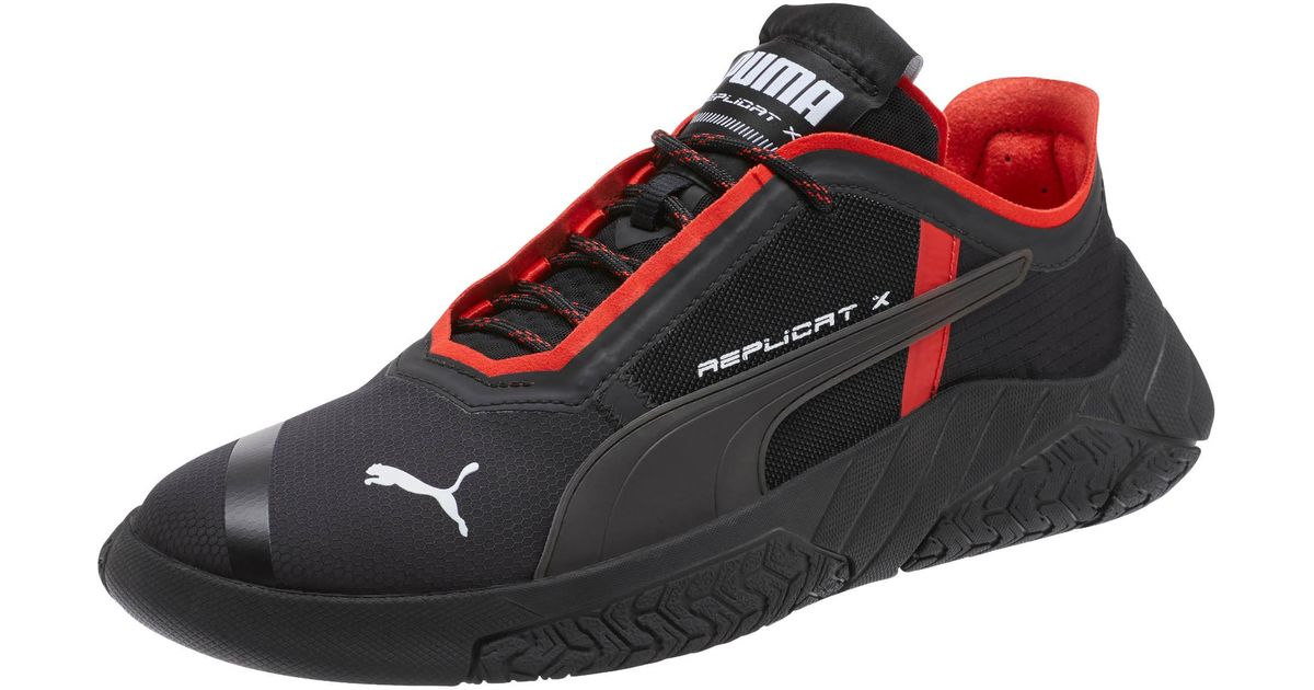 PUMA Black Replicat x Circuit Motorsport Shoes for Men Lyst