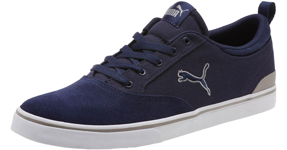 1fbc56d696fd Lyst - PUMA Bridger Cat Men s Sneakers in Blue for Men - Save 29%