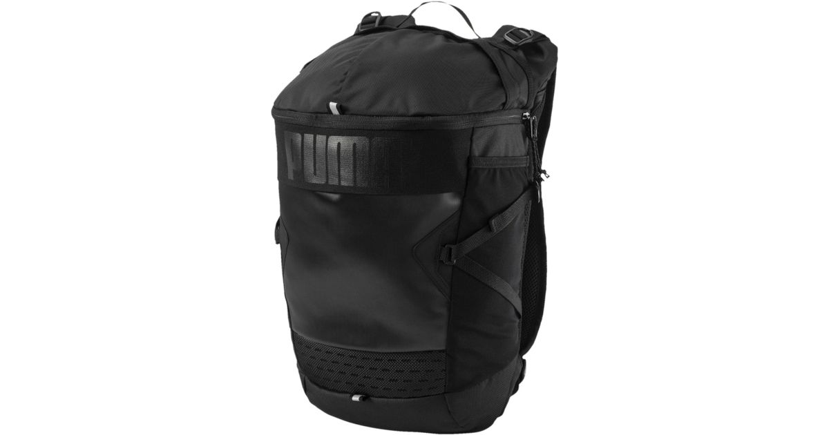 29d20aefe1 Lyst - PUMA Stance Backpack in Black for Men