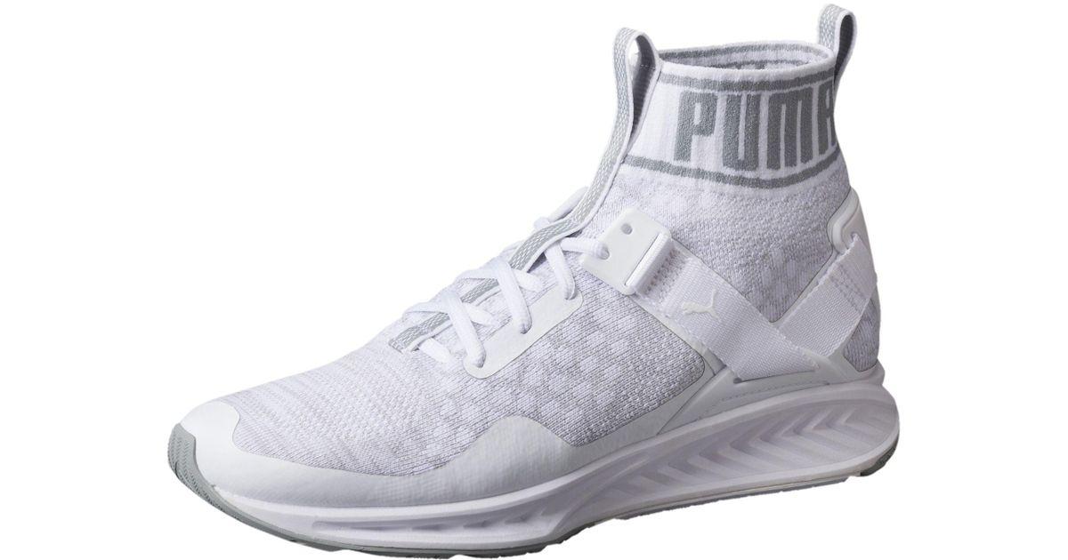 Lyst - PUMA Ignite Evoknit Men s Training Shoes for Men c840740fe