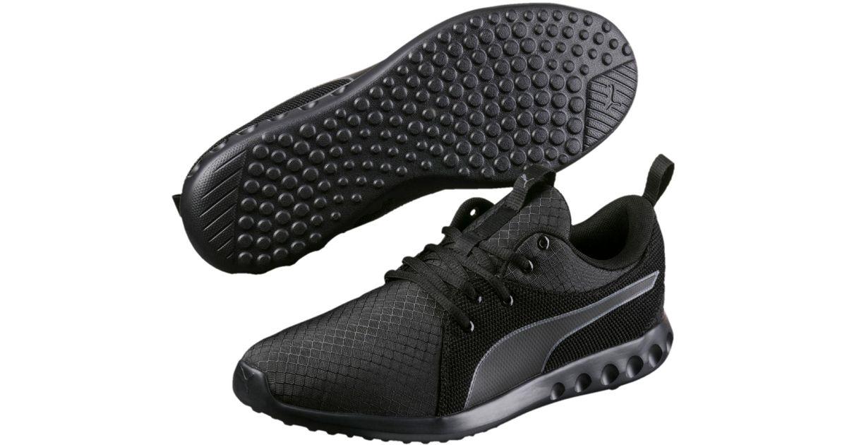 fe28e6c8c370b Lyst - PUMA Carson 2 Ripstop Men s Running Shoes in Black for Men