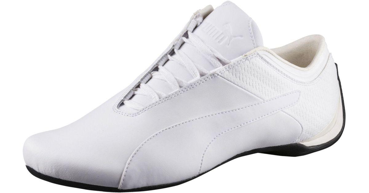 487bc4f4f Lyst - PUMA Future Cat M1 Citi Pack Men s Shoes in White for Men
