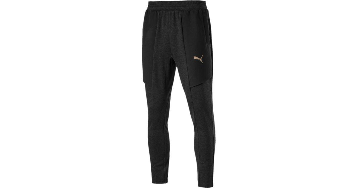 217a8d8df148 Lyst - PUMA Energy Desert Tapered Men s Training Pants in Black for Men
