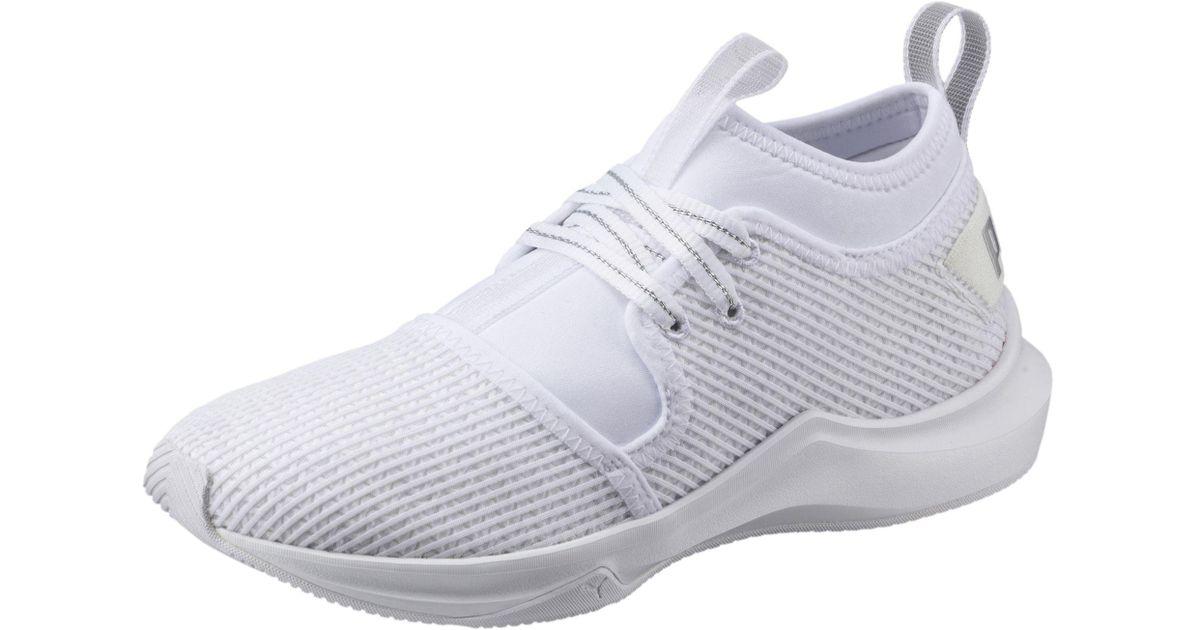 cc0085ff6b93 Lyst - PUMA Phenom Low En Pointe Women s Running Shoes in White for Men