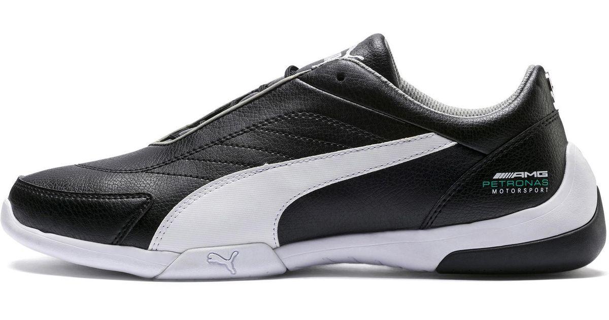 PUMA - Black Mercedes Amg Petronas Kart Cat Iii Sneakers for Men - Lyst aa8f9d413