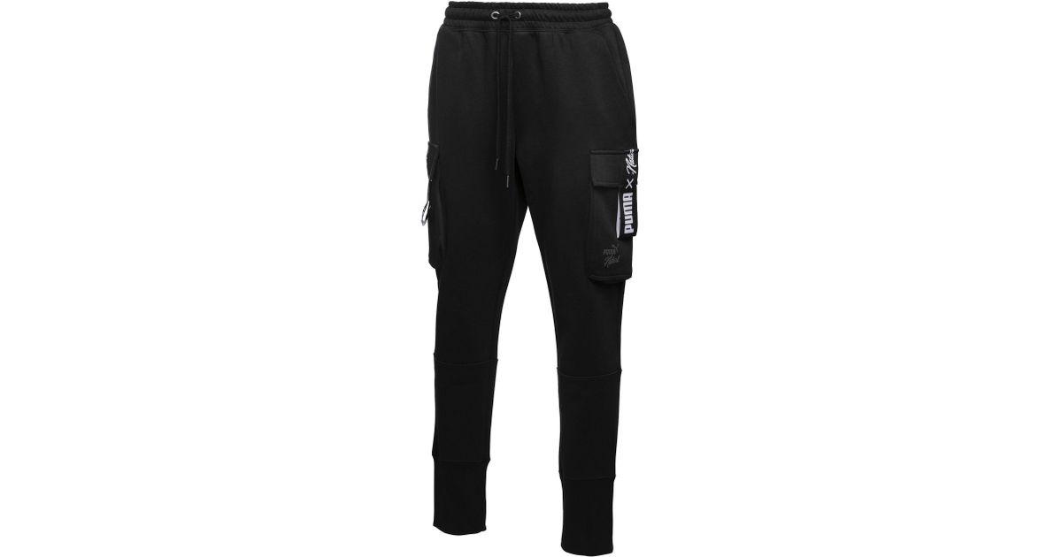 2063def51332 Lyst - PUMA X Naturel Cargo Pants in Black for Men