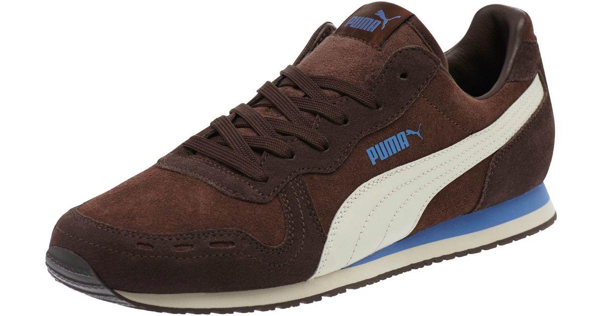 Puma Sneakers Brown