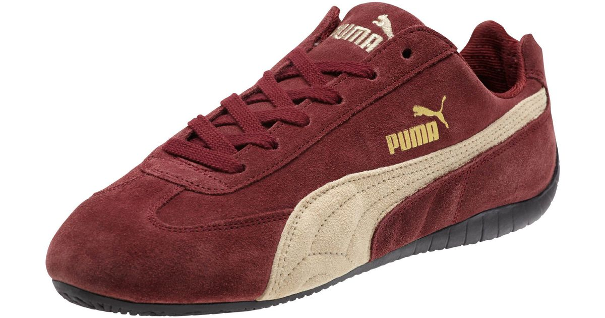 Lyst - PUMA Speed Cat Shoes in Natural for Men 5c7b81242a9e