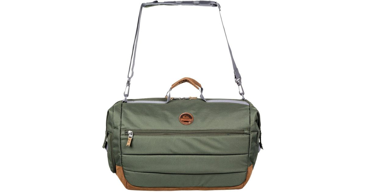 9ddb48344b Quiksilver Large Duffle Bag in Green for Men - Lyst
