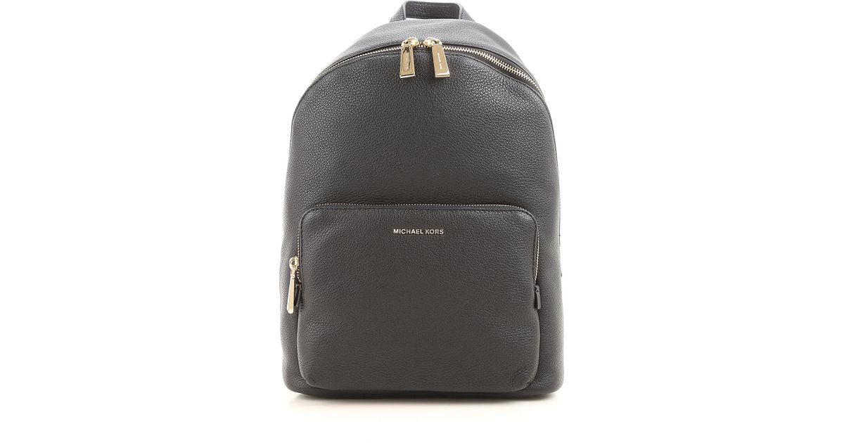 fa00a18f2635 Lyst - Michael Kors Backpack For Women On Sale in Black