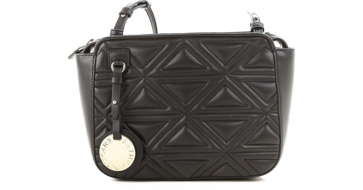 8a1362730a4b Lyst - Emporio Armani Handbags in Black
