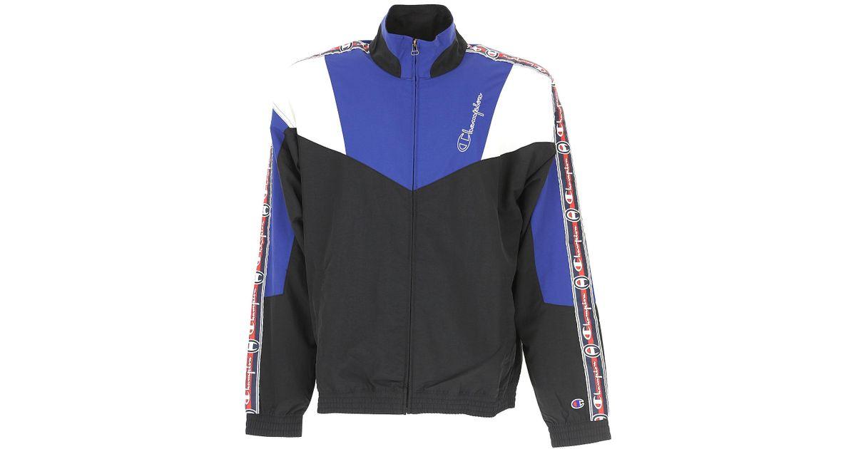 a2d372fb33a Lyst - Vêtement Homme pour entraînement de Gym et Jogging Pas cher en  Soldes Champion pour homme en coloris Bleu