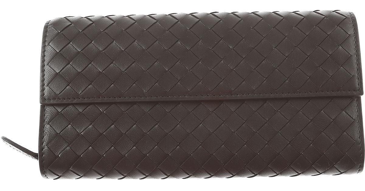 fc147b12c3d2 Lyst - Bottega Veneta Wallet For Women On Sale in Black