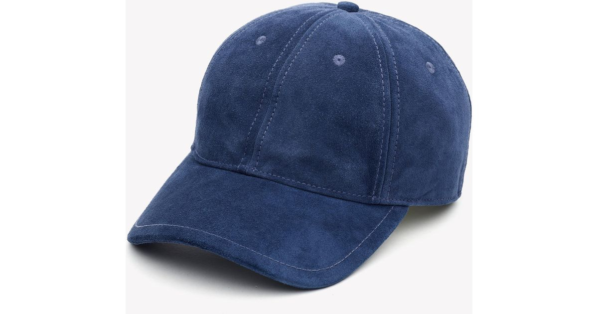 18c27ee7eb5 Lyst - Rag   Bone Archie Baseball Cap in Blue for Men