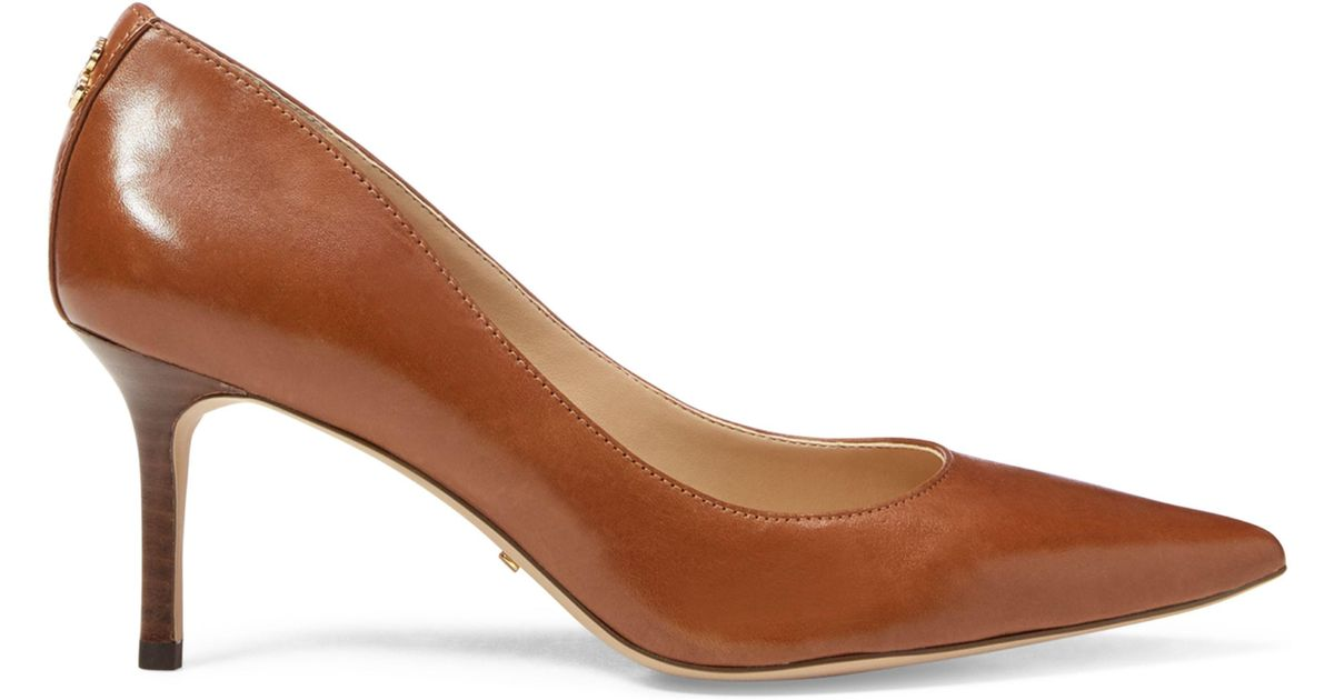 Lanette Leather Pumps mt19IyvtMt