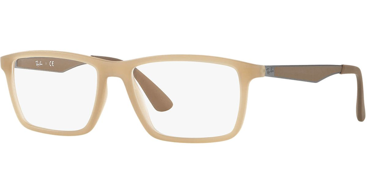 302281dede Lyst - Ray-Ban Rb7056 in Brown for Men
