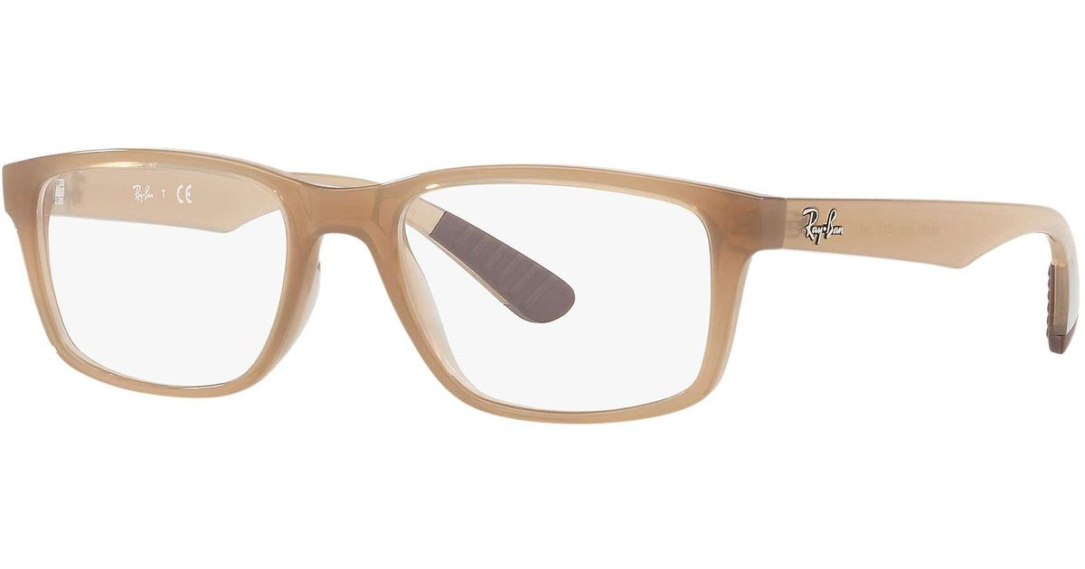 9cfb93109d3 Ray-Ban - Brown Rb7063 - Lyst