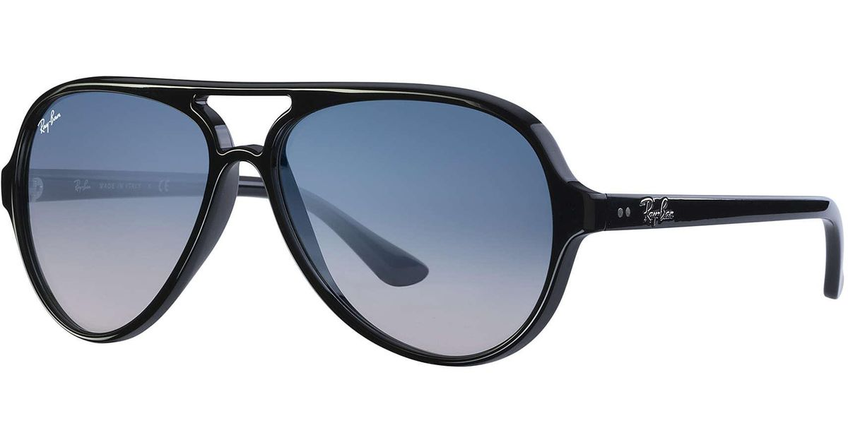 ef68c62d0fe88 Ray-Ban Cats 5000 in Blue for Men - Lyst