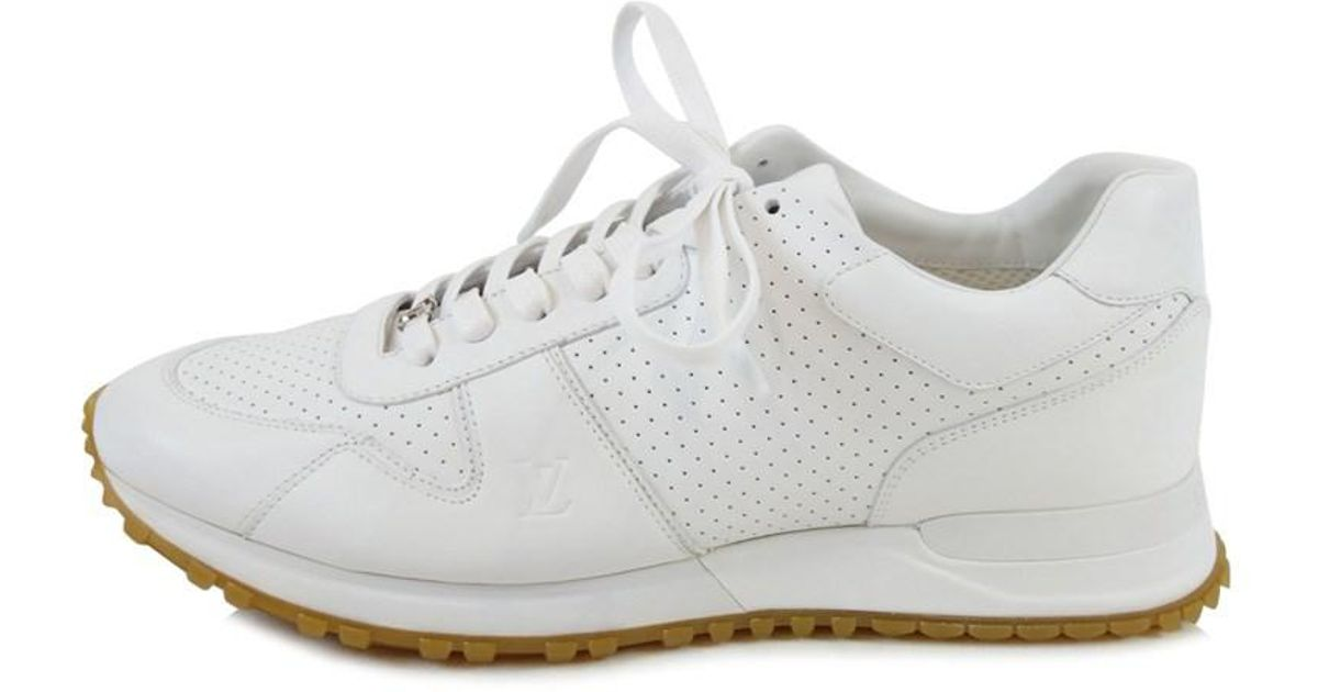 58bfd8fde918 Lyst - Louis Vuitton Supreme Collaboration Runaway 2017aw Sneaker Size 9 in  White for Men