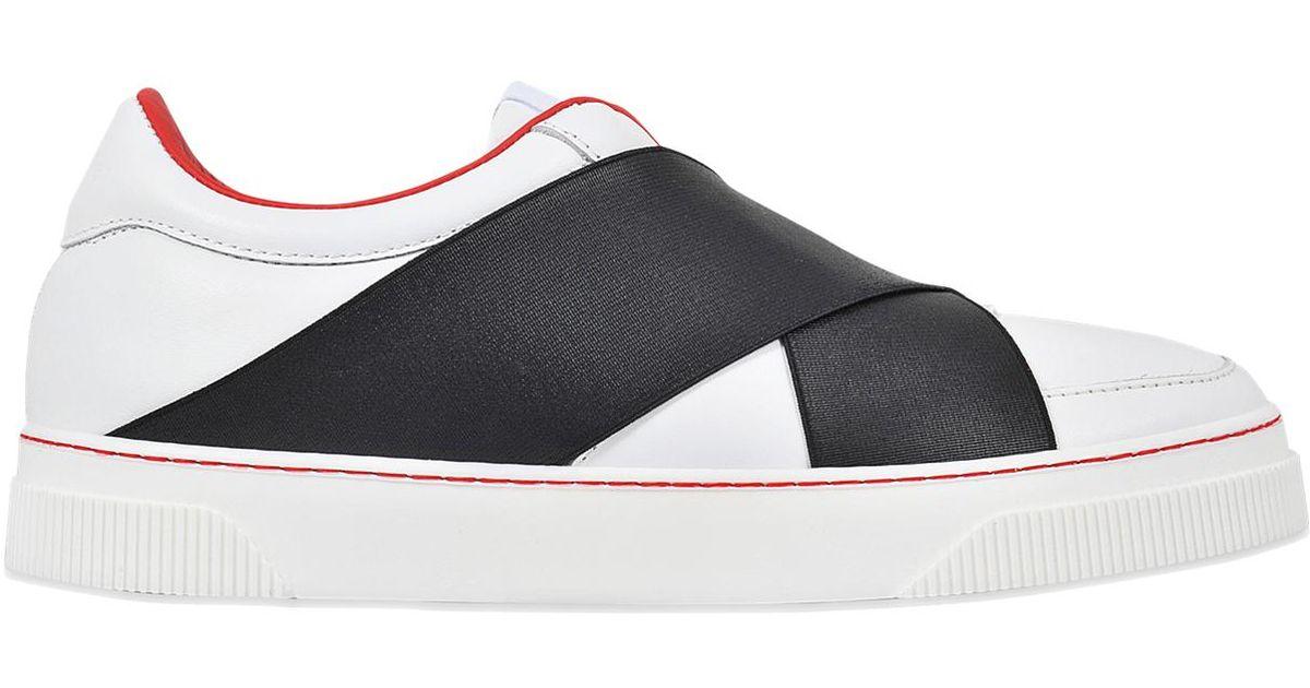 Cross front sneaker Proenza Schouler 89adxEGJ