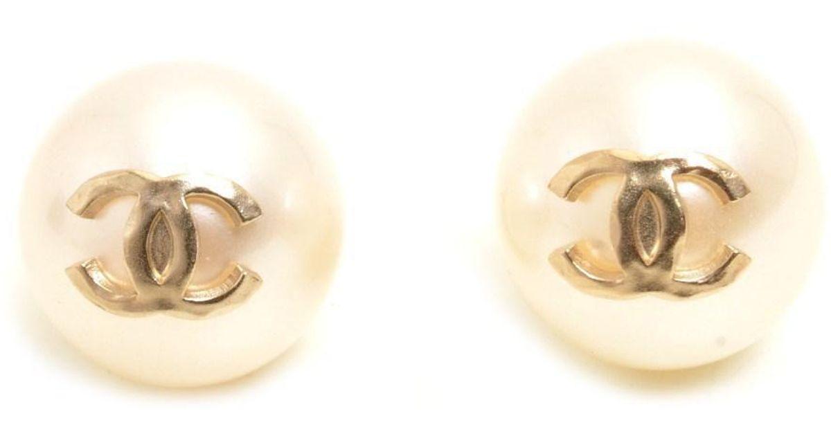 6ee79097 Chanel Cc Logo Earrings Fake - Best All Earring Photos Kamilmaciol.Com