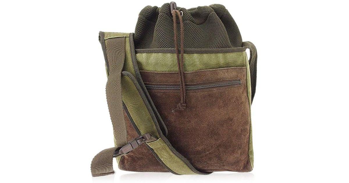 d7b992d56 Lyst - Miu Miu Miumiu Shoulder Bag Logo Unisexused Y7135 in Brown