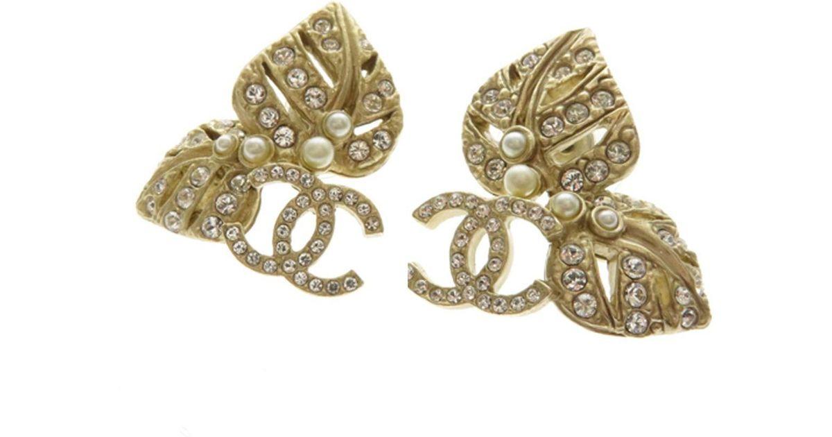 c446fa37 Chanel Earrings Fake - Best All Earring Photos Kamilmaciol.Com