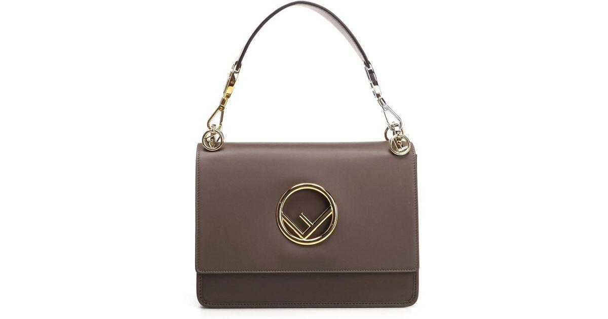 0e07680935 Fendi Bags Fw18 Brown