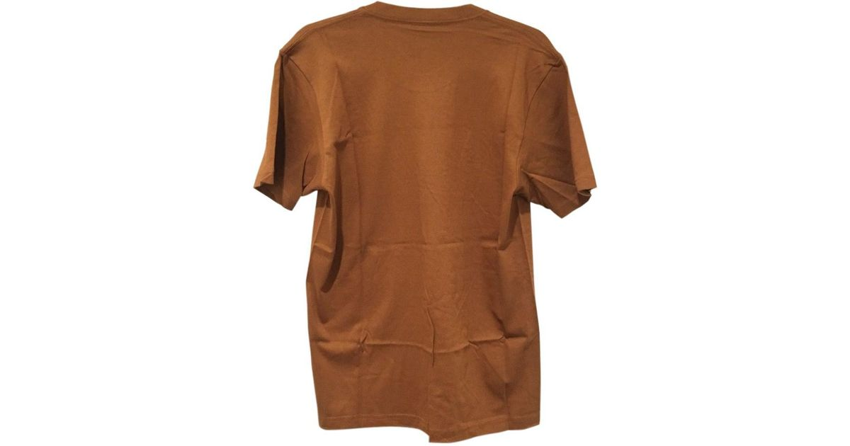 bbbd0e17c5da Supreme Unused! Girl & Rabbit 16 Aw Let's Fuck Tee Short Sleeve T-shirt  Brown in Brown - Lyst