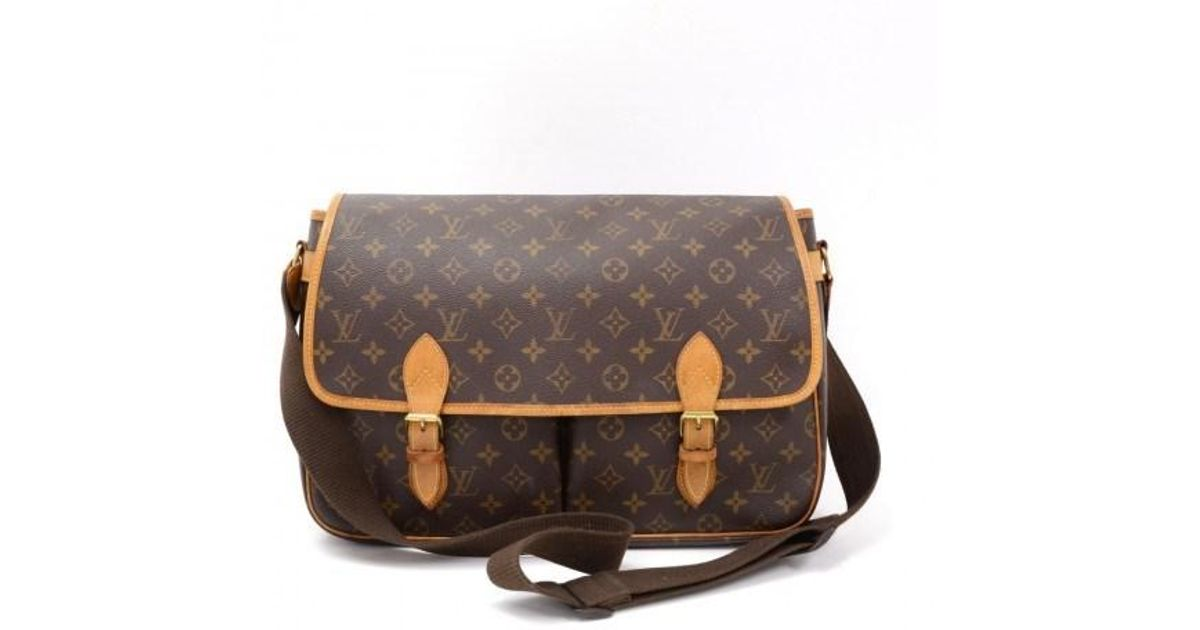 92fb01b11dee Louis Vuitton Monogram Canvas Messenger Bag ✓ Handbag Collections