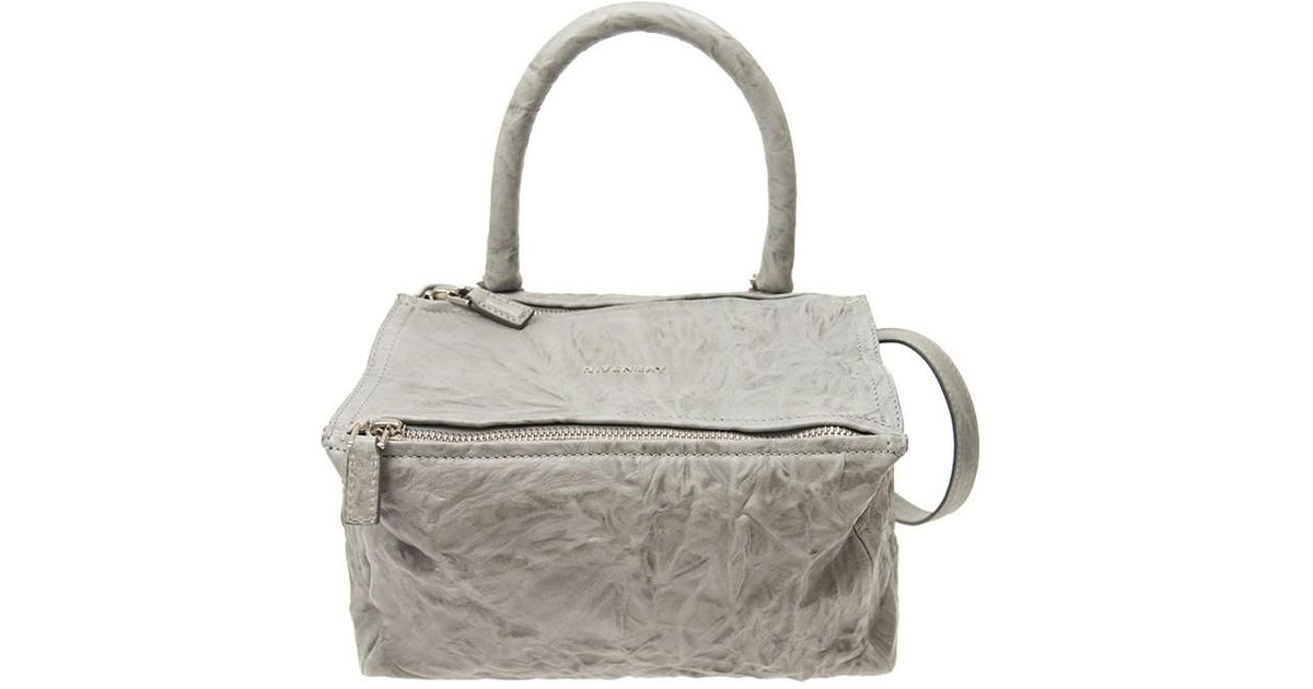 565ee4c4bb Lyst - Givenchy Authentic New Handbag Bb05251 004 051 Calfskin Grey in Gray
