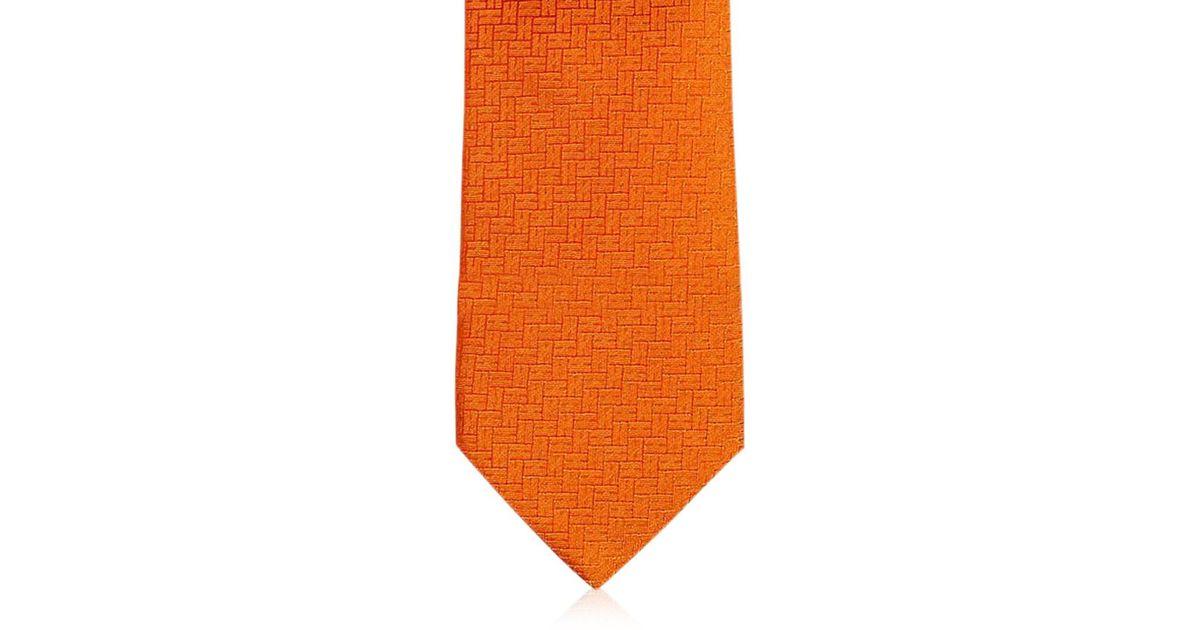 c8ac76c373f3 Lyst - Hermès Tie