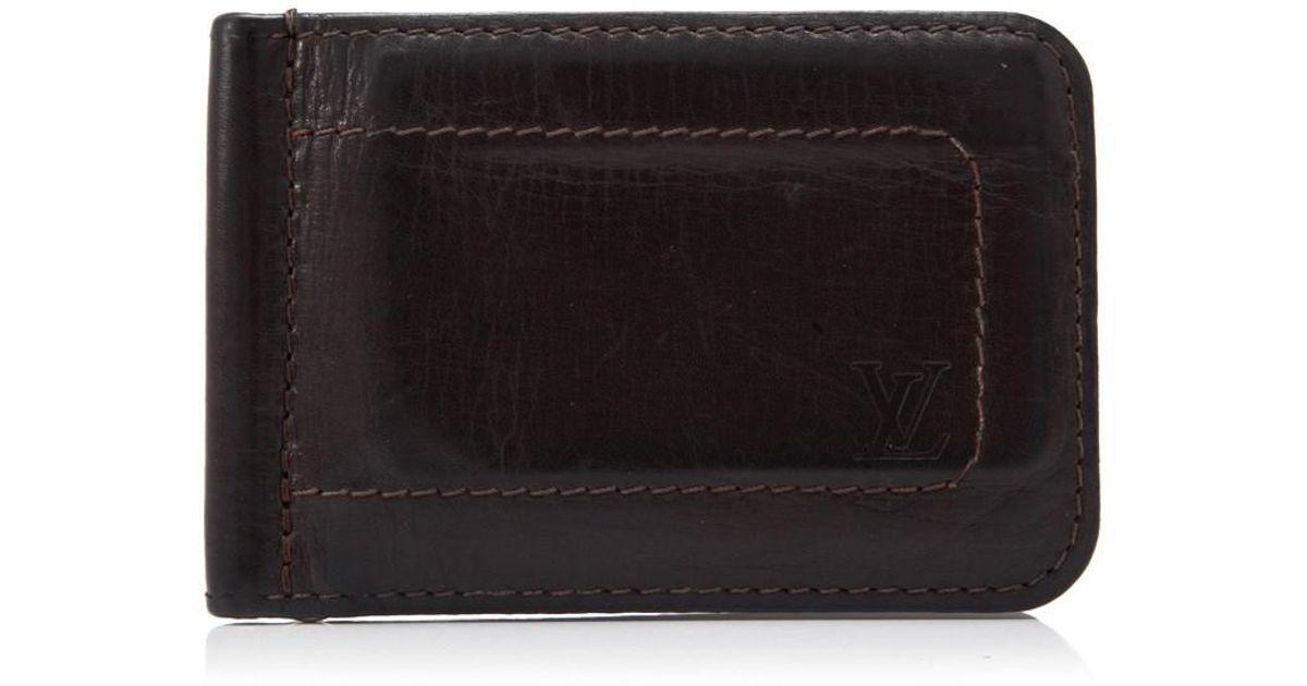 91b0a7bed664 Louis Vuitton Wallet Money Clip - Best Photo Wallet Justiceforkenny.Org
