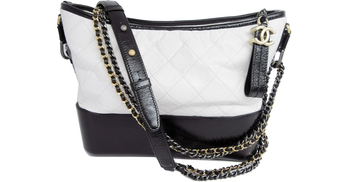 6dcb03a266bb Chanel Purse Black And White - Best Purse Image Ccdbb.Org