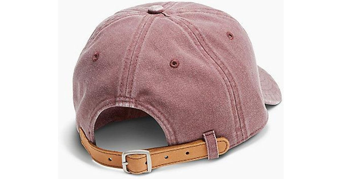 Lyst - Reef Time Hat for Men 3ae49cf2e62b