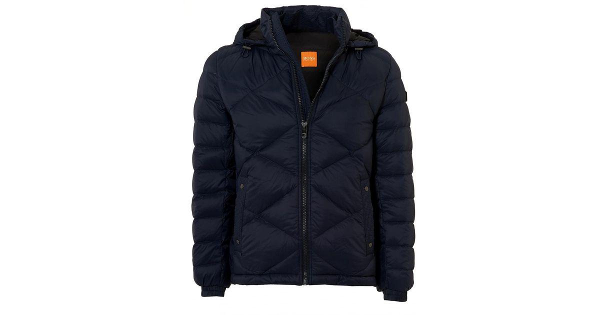9a90511d7d512 Lyst - BOSS Orange Obaron Puffa Jacket