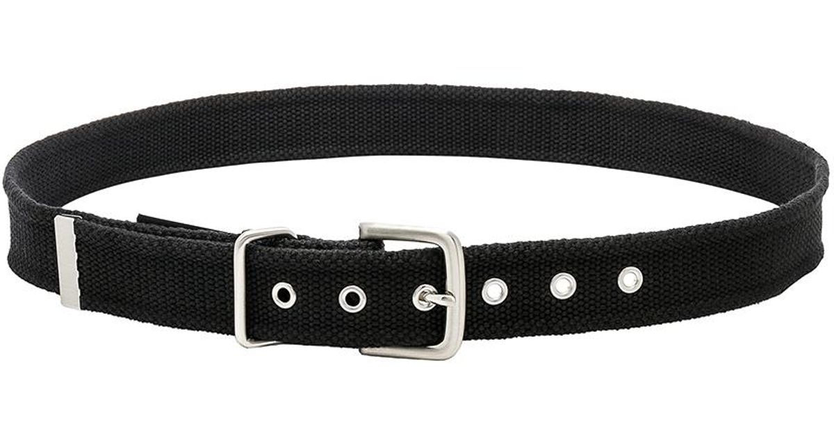Stussy Military Belt in Black for Men - Lyst bee63dff620
