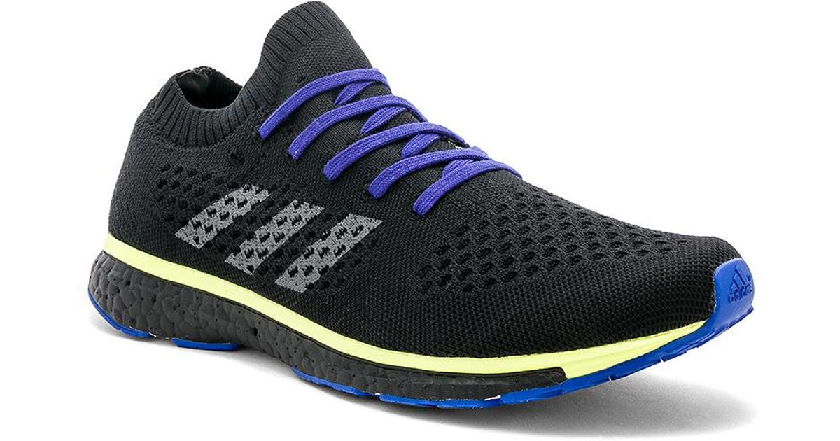 new styles 51c07 51d6e Lyst - adidas Originals Kolor X Adidas Adizero Prime Boost in Black for Men