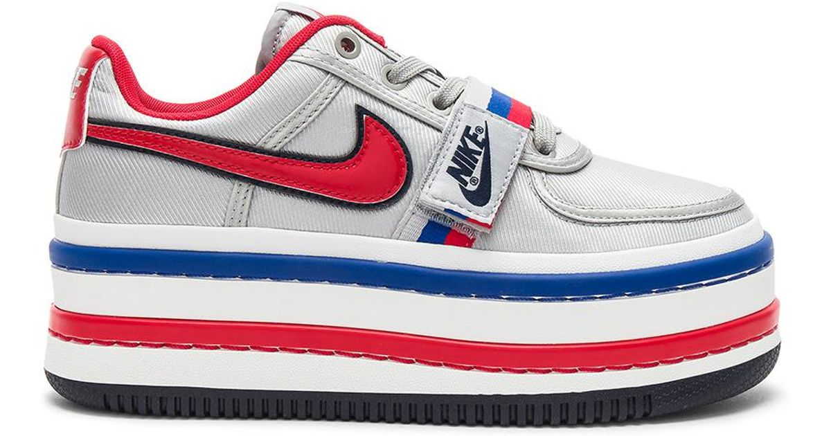 Lyst - Nike Vandal 2k Platform Sneaker in Red fecf66879