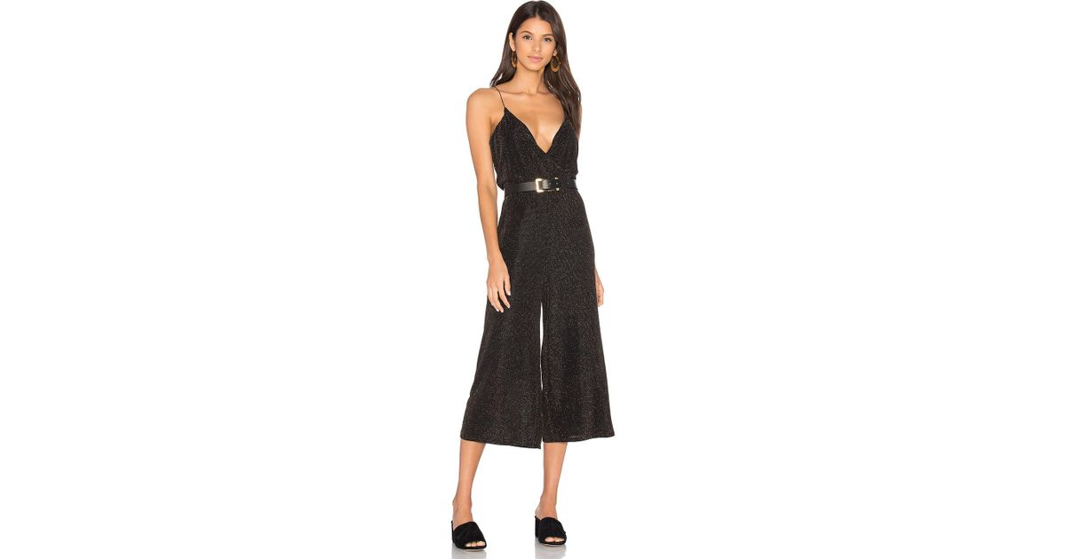 c071e8e9826 Lyst - House of Harlow 1960 X Revolve Rory Jumpsuit in Black