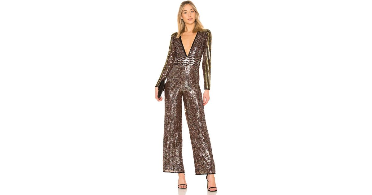6be899c3d9f3 X By NBD Savah Jumpsuit - Lyst