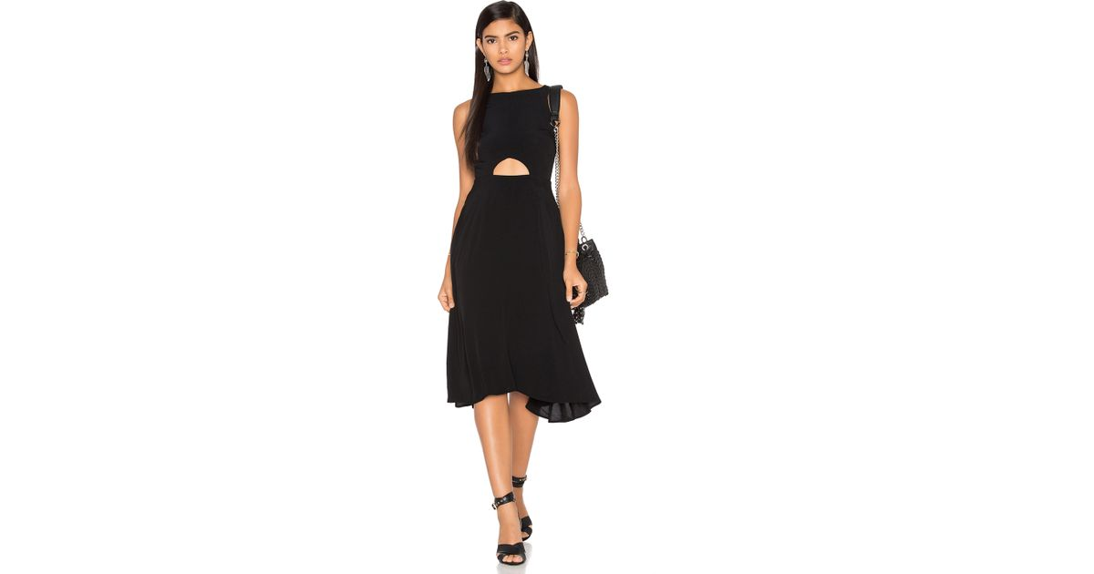 Cheap Sale Really Quinn Dress in Black Kain Best Place Free Shipping Really Discount Newest Outlet Authentic Gljcmw4