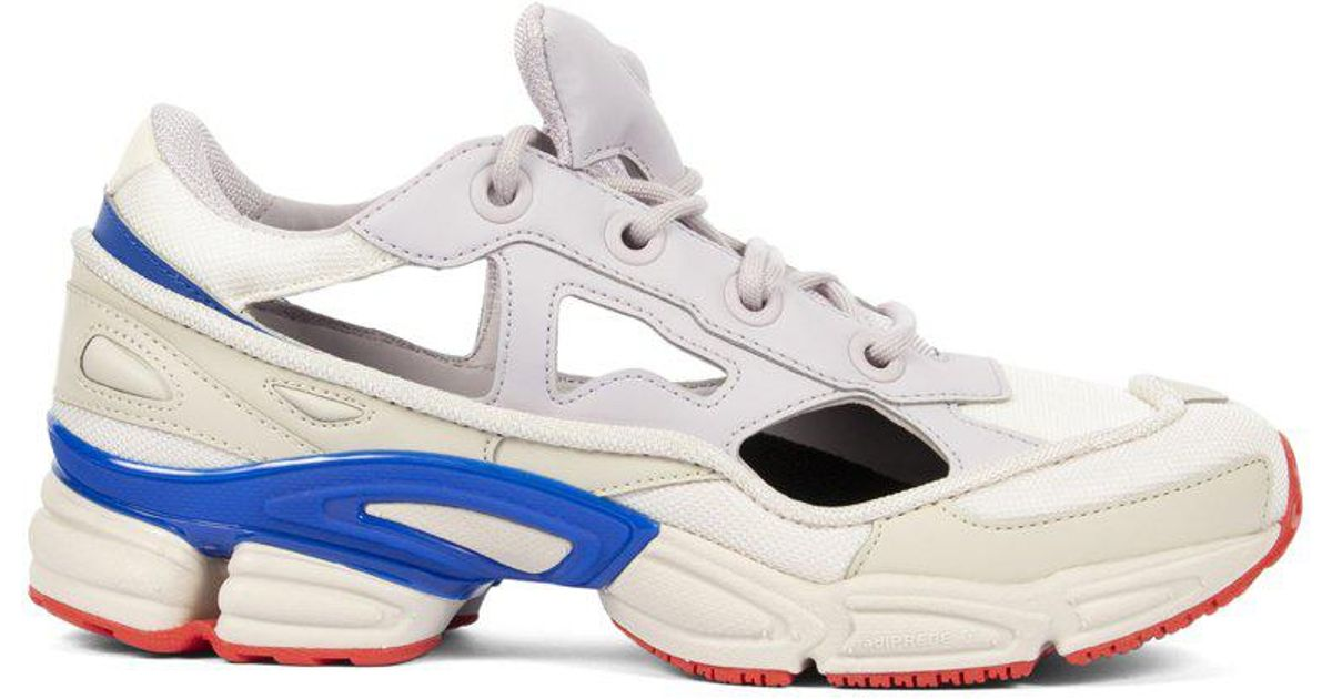 6d28e235547 Lyst - adidas By Raf Simons Replicant Ozweego  us  Sneakers for Men - Save  55%
